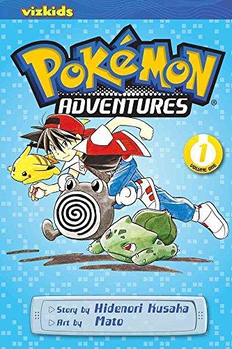 [Pokemon Adventures: 01] (By: Hidenori Kusaka) [published: August, 2013]