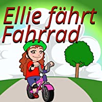 Ellie fährt Fahrrad Lite