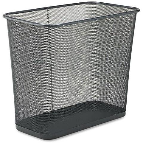 Rectangular Wastebasket, 30 Qt., 16