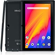 Tablet Android 9.0, Dragon Touch 7 inch Tablet Y88X Pro 2GB DDR3L 16 GB ROM 1024 * 600 IPS Touch Screen 64Bit Quad Core CPU
