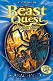 Arachnid the King of Spiders (Beast Quest - The Golden Armour)