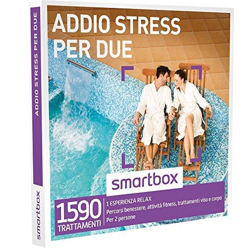SMARTBOX - Cofanetto Regalo - ADDIO STRESS PER DUE -