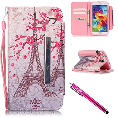 coque-galaxy-s5-firefish-slots-pour-carte-kickstand-flip-folio-wallet-case-cuir-synthetique-shell-sc