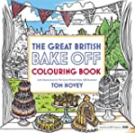 Great British Bake Off Colouring Book...