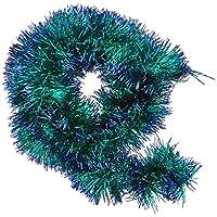Omnidynamics Tinsel, Green & Blue, 2m