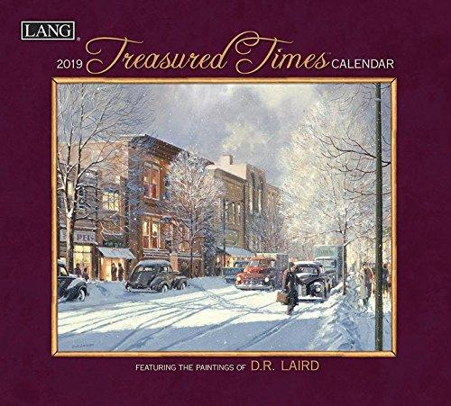 Treasured Times 2019 Calendar: Includes Bonus Download PDF Books