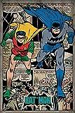 Empireposter-DC Comics-Batman-Comic Montage-Taille (cm): 61x 91,5cm-poster -