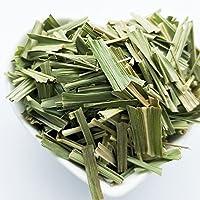 TooGet Organic Dried Lemongrass cut Wholesale, Natural Cymbopogon Flexuosus - 8 OZ