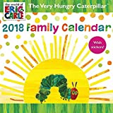 The Very Hungry Caterpillar 2018 Family Calendar