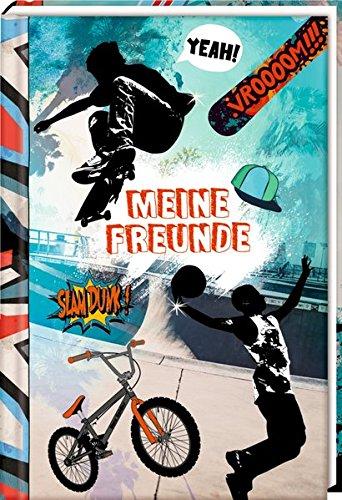 Freundebuch - Meine Freunde - Sport