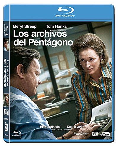 Los Archivos Del Pentágono Blu-Ray [Blu-ray]
