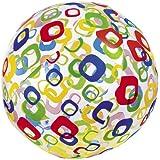 Intex Lively Print Balls, Multi Color
