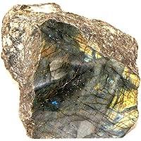 Labradorit poliert groß und Raw Display Kristall 16,5cm Größe 3,715Gramm preisvergleich bei billige-tabletten.eu