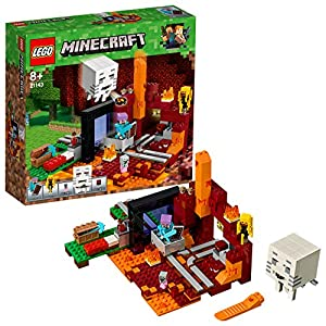 LEGO Minecraft - Portal al infierno (21143)