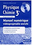 DVD-ROM Video Projet.Phy-Chim3