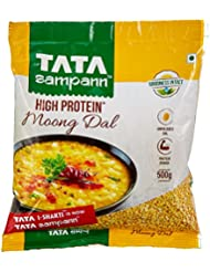 Tata Sampann Moong Dal Split, 500g