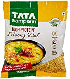 #9: Tata Sampann Moong Dal Split, 500g