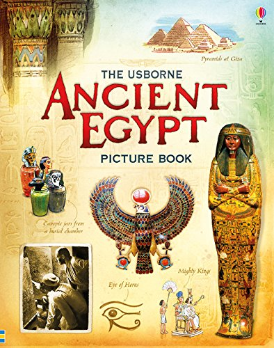 Ancient Egypt. Picture Book
