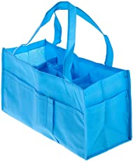 Zibuyu Portable Baby Diaper Nappy Changing Organizer Insert Storage Bag Outdoor