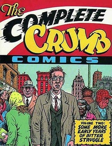 The Complete Crumb Comics Vol. 2: