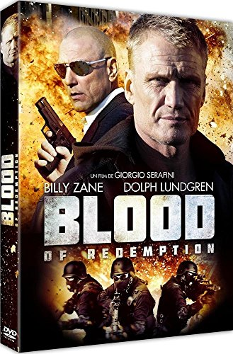 Bild von Blood of redemption [FR Import]