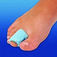 Silipos Antibacterial Corn Pads | x2| Medium or Wide| Antibacterial Cushioning Slip On with Active Gel for Toes... preisvergleich bei billige-tabletten.eu