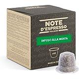 Note d'Espresso - Menthe - Capsules d'Infusion - Exclusivement Compatible avec Machine NESPRESSO* - 40 x 2 g