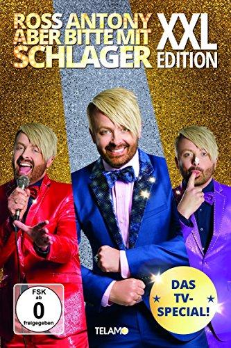 Ross Antony - Aber bitte mit Schlager – XXL Edition – Das TV-Special (Mit Musik Dvd)