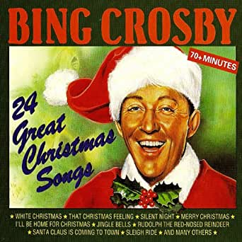 Bing Crosby Ill Be Home For Christmas.Christmas With Bing Crosby