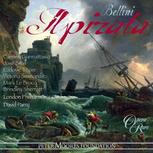 Il pirata: Act I Scene 3: Per te di vane lagrime (Gualtiero, Itulbo, Goffredo, Chorus)