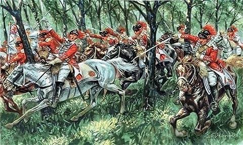 Italeri 1/72 British Light Cavalry - US War of In by Italeri (72 British Light)