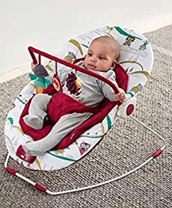 Mamas & Papas Capella Baby/Infant Bouncing Cradle (Baby Play) by Mamas & Papas