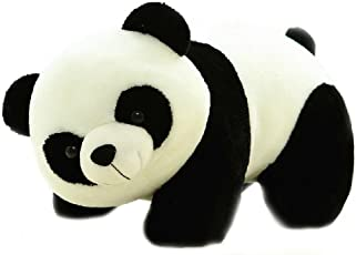 Tickles Cute Looking Panda Stuffed Soft Plush Toy, Black/White (48cm)