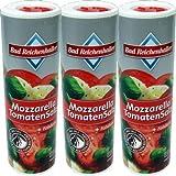 Mozzarella Tomatensalz mit Folsäure, 300g Gewürzmühle (3er Set)