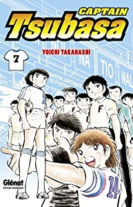"""Afficher """"Captain Tsubasa n° 7 Le coup d'envoi d'un match de rêve !"""""""