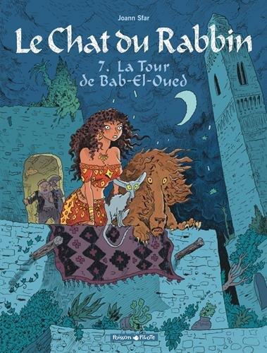 """<a href=""""/node/10042"""">Le chat du rabbin 7 : La tour de Bab-el-Oued</a>"""
