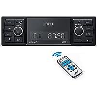 ieGeek Autoradio Bluetooth 5.0, RDS Radio Voiture, Poste Radio Voiture Bluetooth Main Libre avec Bouton Volume Double…