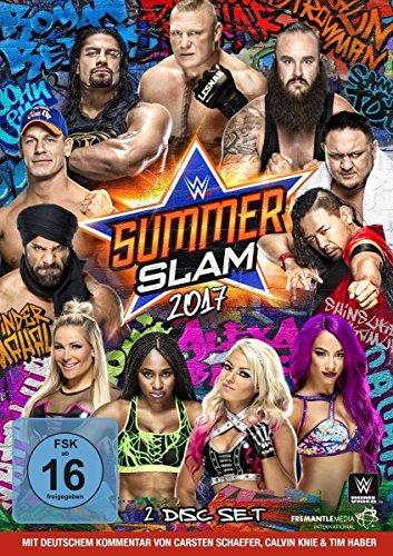 WWE – SUMMERSLAM 2017 [2 DVDs]