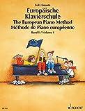 Produkt-Bild: Europäische Klavierschule, Bd.1