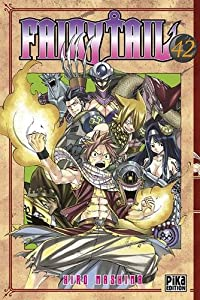 Fairy Tail Edition simple Tome 42
