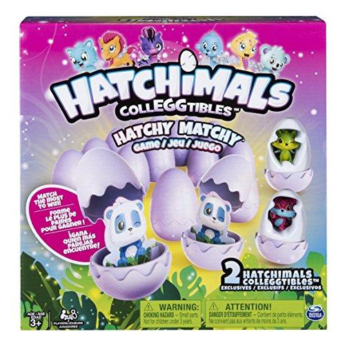HATCHIMALS Hatchy Matchy Game (Bizak 61924602)