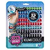 Cool Maker –  Kumi Fashion Pack, Makes Up to 12 Bracelets with the KumiKreator, for Ages 8 and Up (Colours and Styles Vary)