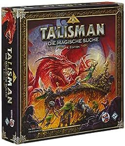 Heidelberger he153 gioco da tavolo talisman the magical quest lingua tedesca - Talisman gioco da tavolo ...
