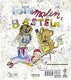 FMB für Kinder 21,5x24 II i.w.: Bastelkalender ohne Jahr. Fotokalender zum Selbstgestalten. Do-it-yourself Kalender mit festem Fotokarton.