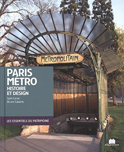 Paris métro por Sybil Canac