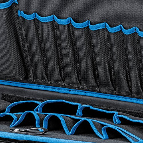 """Knipex 00 21 05 LE Werkzeugkoffer """"Basic"""" leer: robust, vielseitig und leicht - 6"""