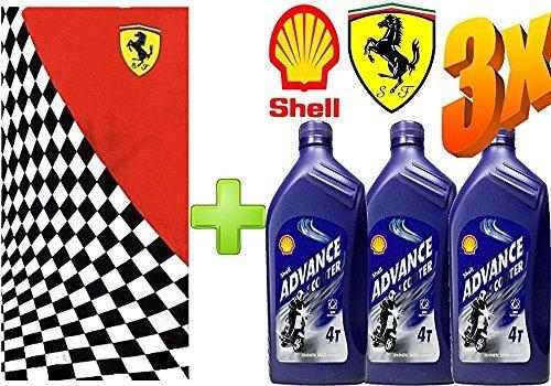 3x-leche-aceite-shell-advance-4-tiempos-de-ciclomotores-motocicleta-5w40-lt-1-toalla-profesional-tot