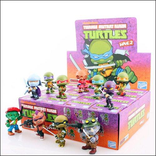Loyal Themen Teenage Mutant Ninja Turtles Welle 2 Blinde Kiste Vinyl Figur (Ninja-turtle-thema)