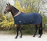 Harry's Horse 32200393-07165cm Teddyfleece Decke 1/2 Hals, M, Marine