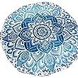 """Tapestry Runden Kolylong Sommer Wahl Strand Bikini Boho Bademode Aufdecken Handtuch Decke Tischtuch Polyester Yoga Matte ( Durchmesser: 150 cm / 59,0 """")"""